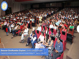 Audience for the Sindhi Comedy Drama
